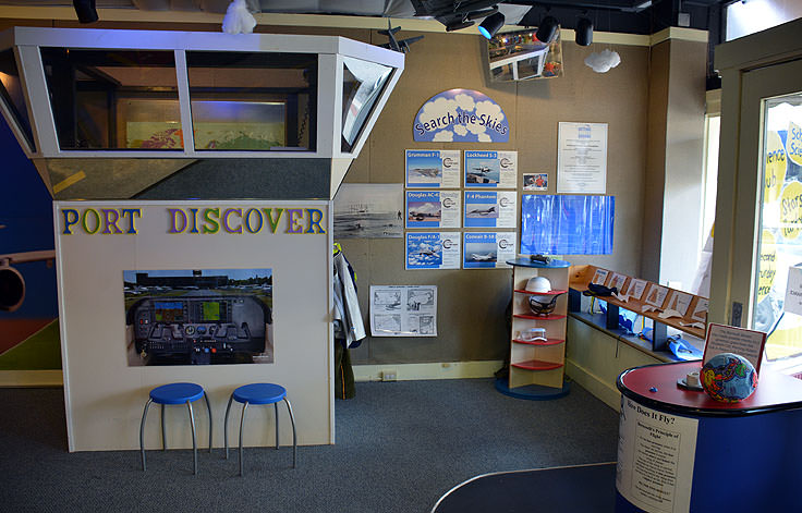 Lots to learn at Port Discover in Elizabeth City, NC